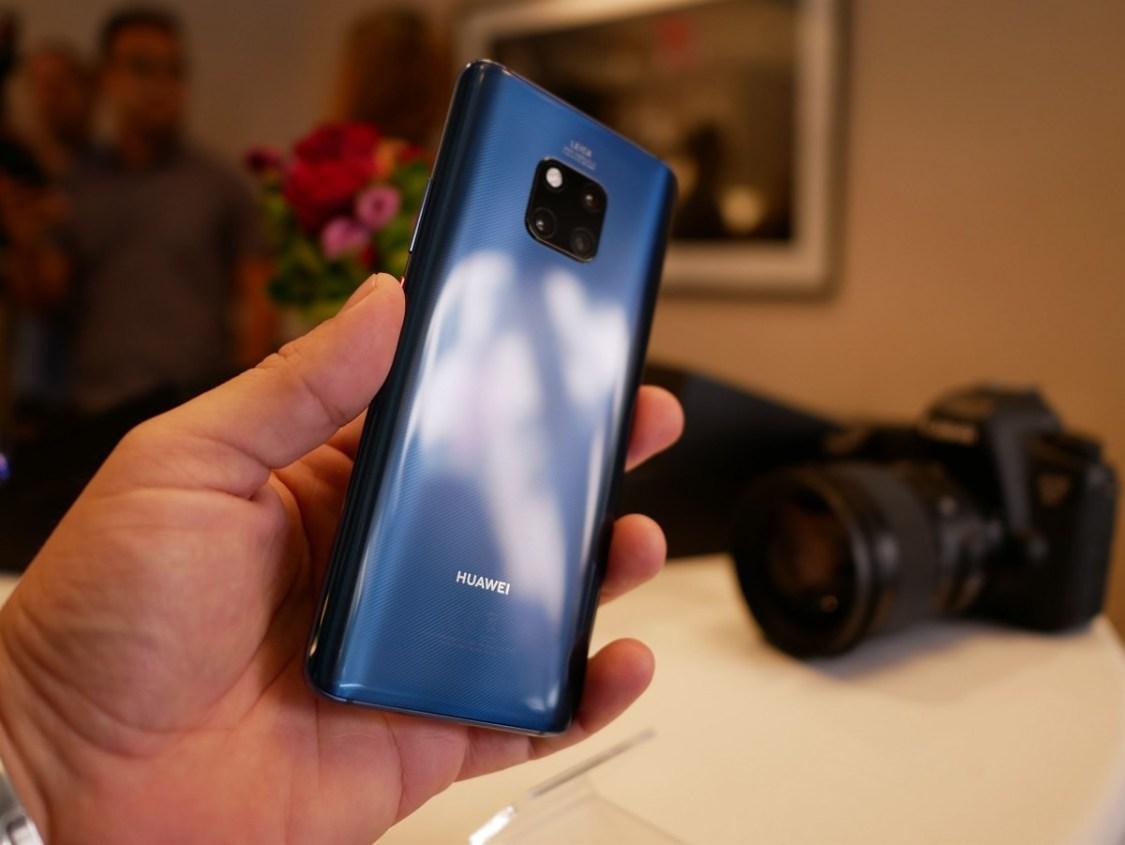 AR-appen till Huawei Mate 20 Pro går nu att hämta hem!