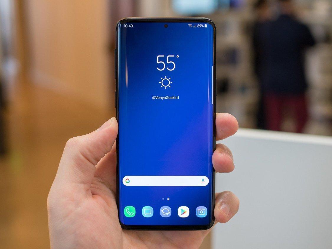 Bekräftat: Samsung Galaxy S10 får en fingeravtrycksläsare från Qualcomm