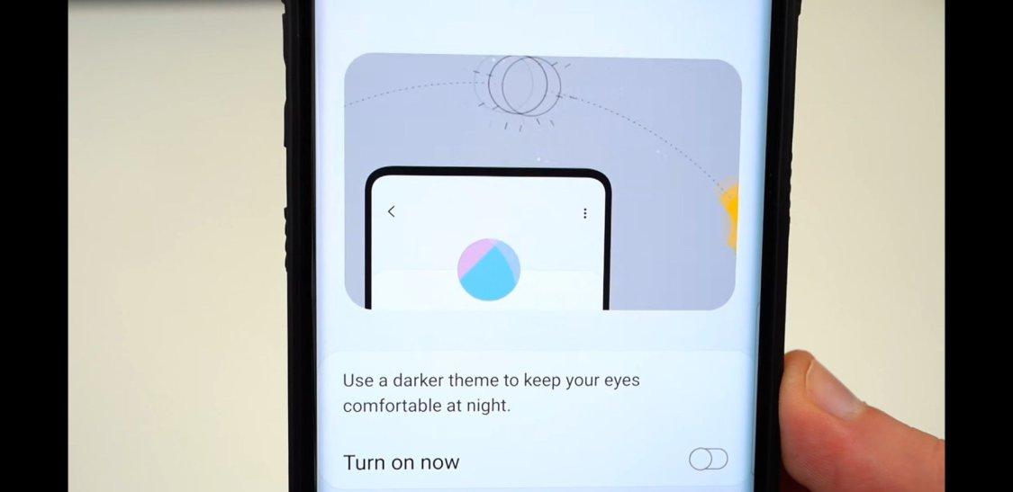 Samsung Galaxy S10 får en pop-up kamera (spekulation)