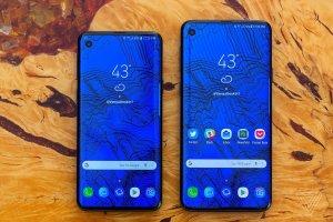 Så här kan Samsung Galaxy 10 och Galaxy S10+ komma att se ut!