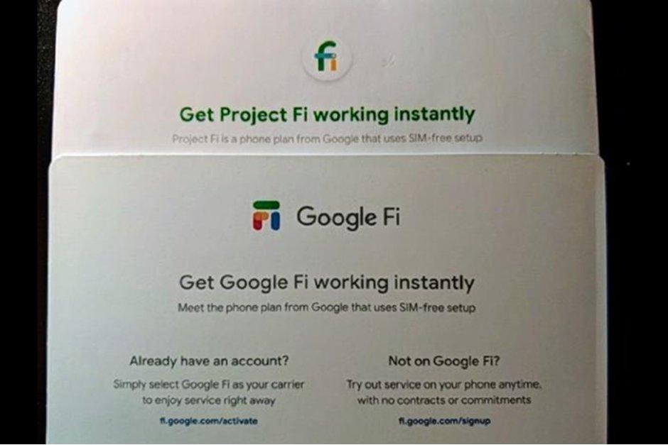 Google Project Fi döps om