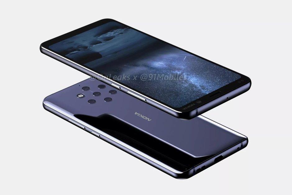 Kan Nokia 9 presenteras 5 december?