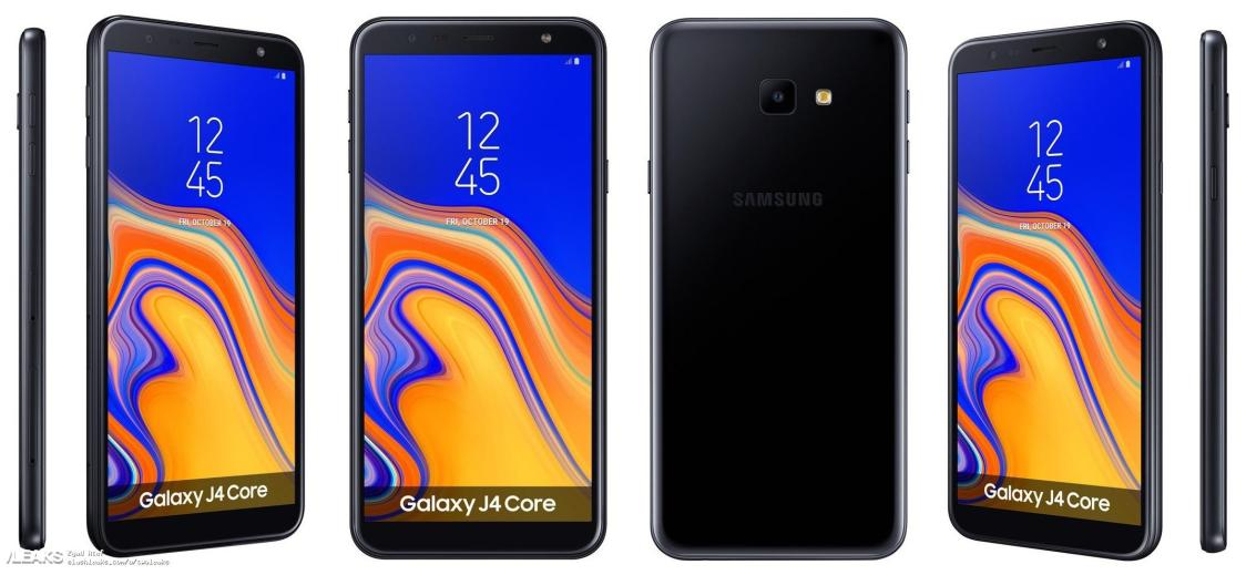 Samsung Galaxy J4 Core läcker!