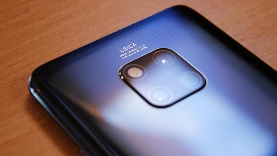 Rapporter om problem med batteritiden i Huawei Mate 20 Pro