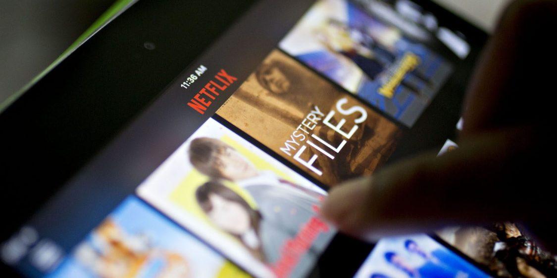 Netflix uppdateras till iPad Pro
