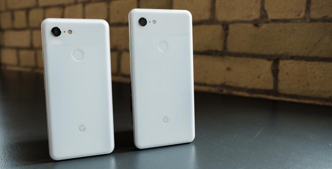 Meddelanden försvinner från Google Pixel 3 och Pixel 3 XL