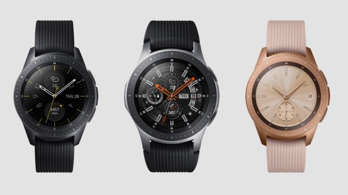 Samsung Galaxy Watch (2019) kommer drivas av Tizen!