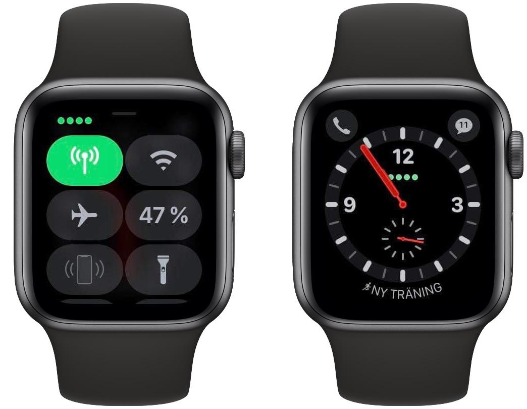 Apple Watch erhåller Watch OS 5.1.2