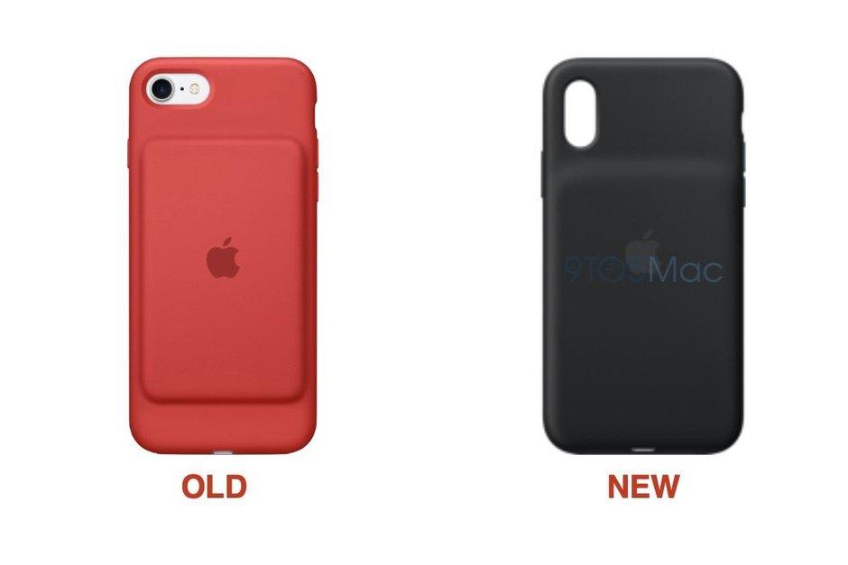 Apple arbetar på nytt fodral till iPhone XS