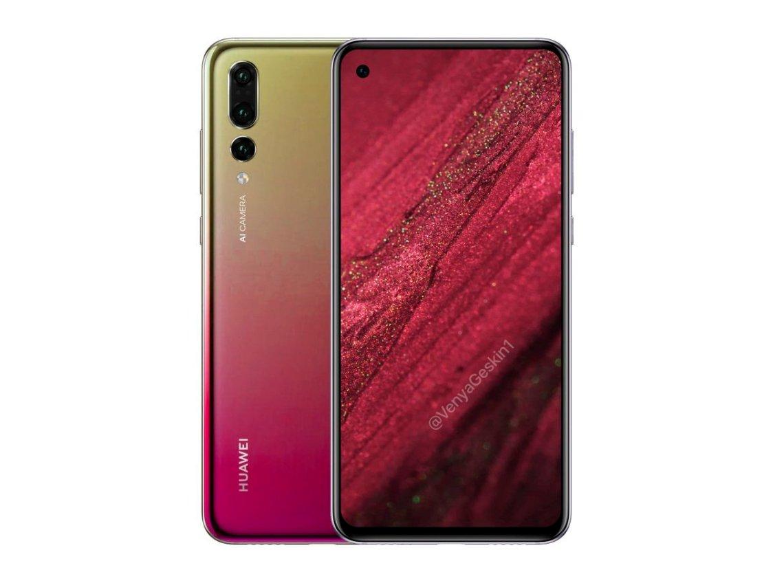 Huawei Nova 4 presenteras 17 december!
