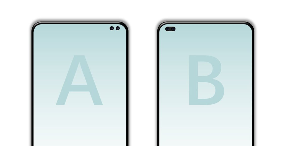 Samsung Galaxy S10 kommer få två kamerahål på framsidan