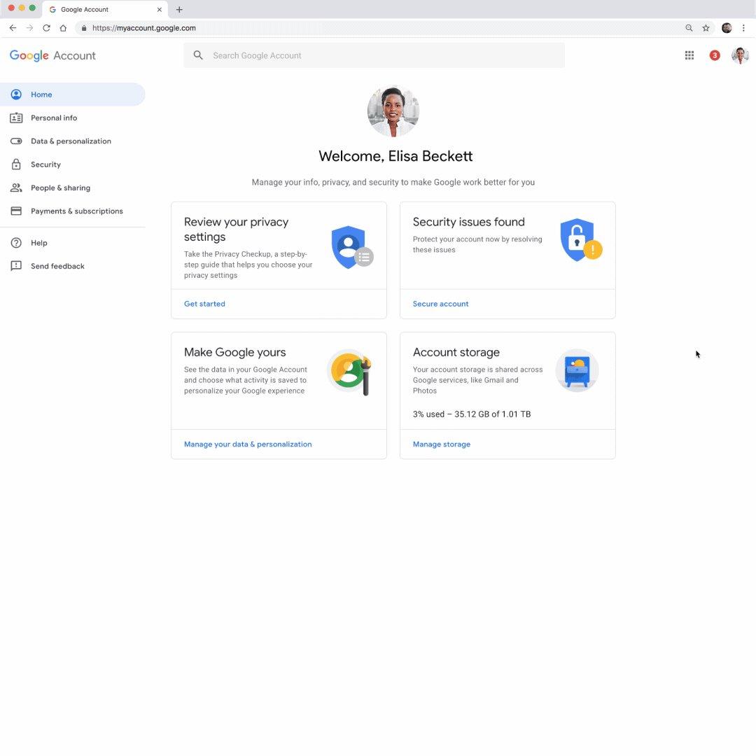 Google Material Design för Accounts nu på webben och till iOS!