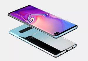 Samsung Galaxy S10 har börjat tillverkas – nu kan vi förvänta oss flera läckor!