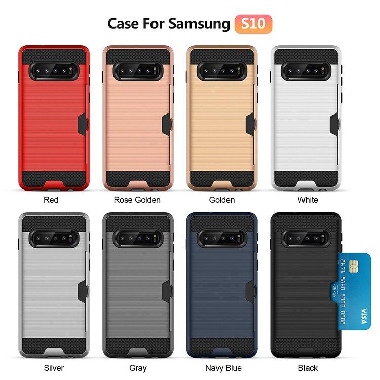Fodral till Samsung Galaxy S10 Plus påträffas på nätet