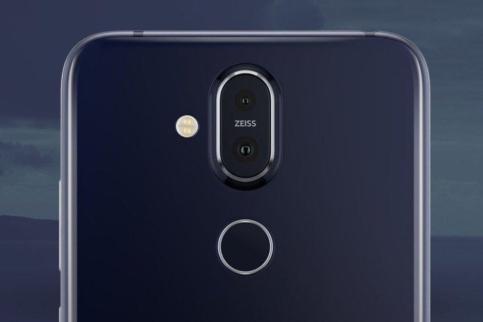 Uppgraderad Nokia 8.1 på ingång!