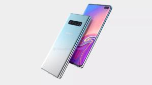 Så stor skärm ser 5G-versionen av Samsung Galaxy S10 ut att få!