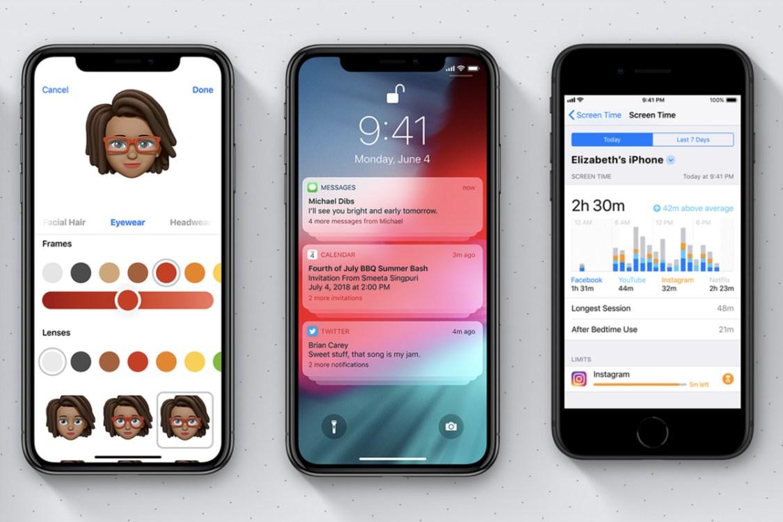 Apple släpper den skarpa versionen av iOS 12.1.1