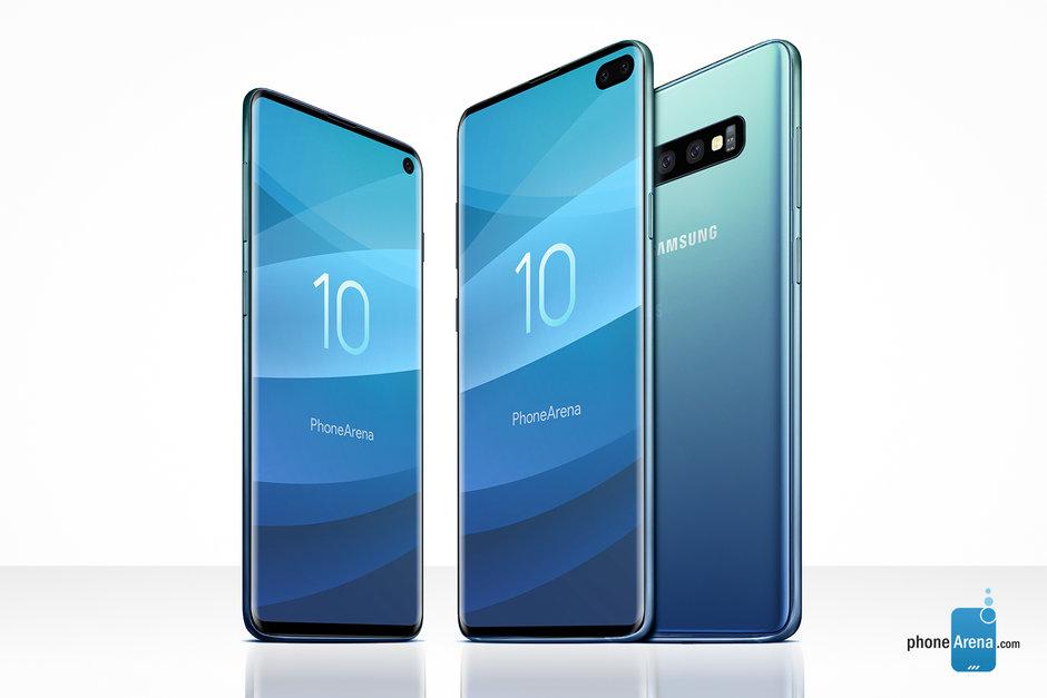 Skärmskydd avslöjar Samsung Galaxy S10