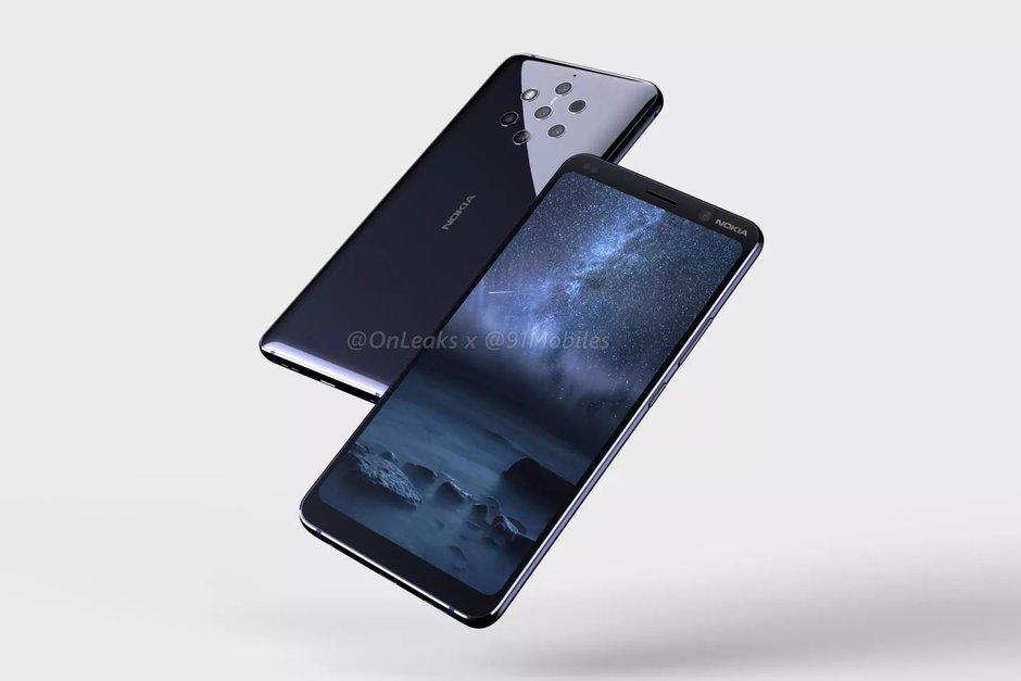 Det ser ut som att Nokia 9 PureView kommer visas upp i januari