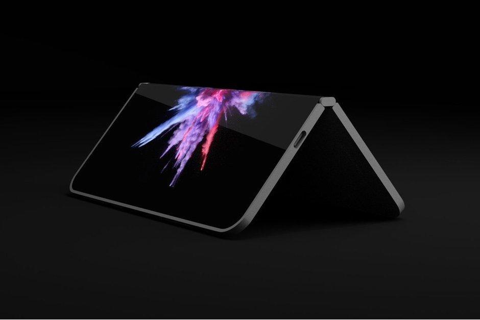 Microsoft tar patent som hintar om böjbar smartphone!