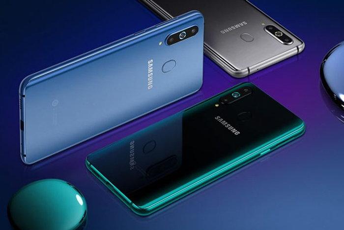 Framtida Samsung Galaxy A-telefoner ser ut att få LCD-paneler
