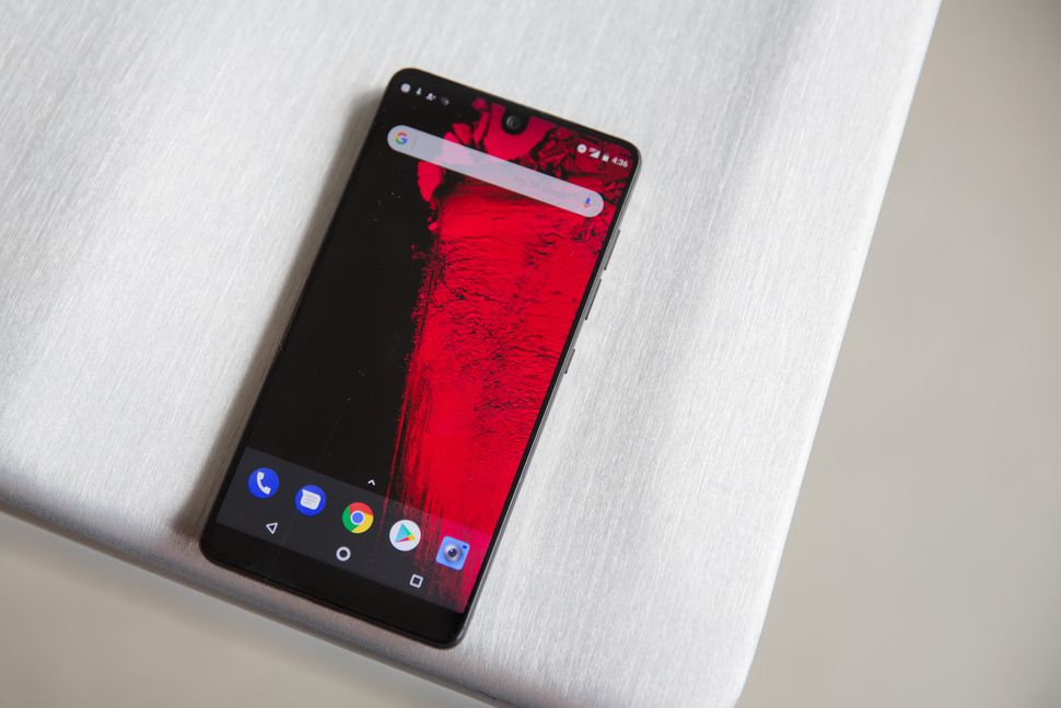 Essential Phone erhåller ny uppdatering
