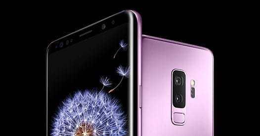 Samsung Galaxy S9 erhåller säkerhetsuppdateringen för december!