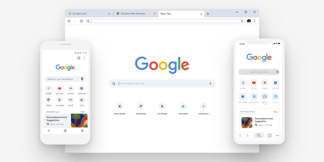 Chrome 71 förbättras på nytt