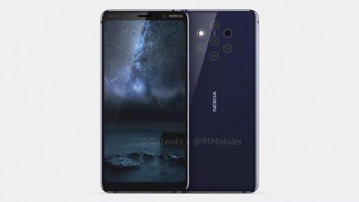 Avslöjat: Nokia 9 PureView visas upp i slutet av januari