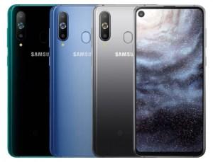 Här är Samsung Galaxy A8s