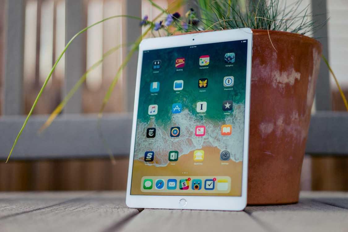 Problem upptäckt med förra årets iPad Pro!