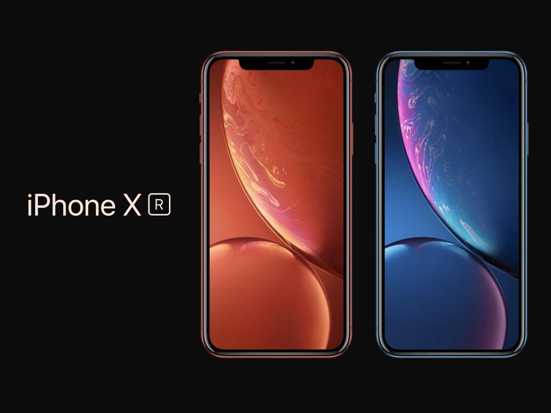 iPhone XR säljer bra i USA