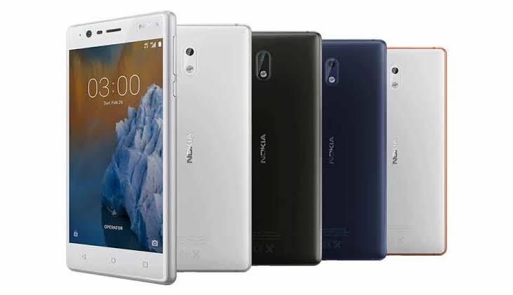 HMD Global uppdaterar Nokia 3 till Android 9 Pie