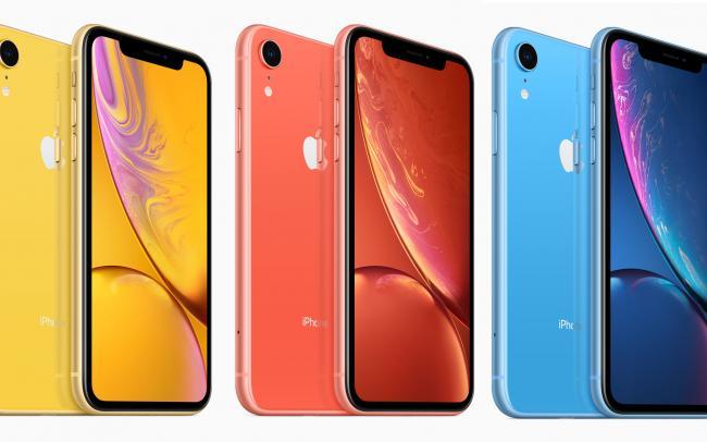 Apple släpper udda reklamfilm för iPhone XR
