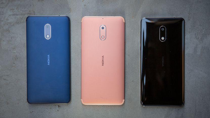 Nokia 5 och 6 erhåller ny uppdatering!