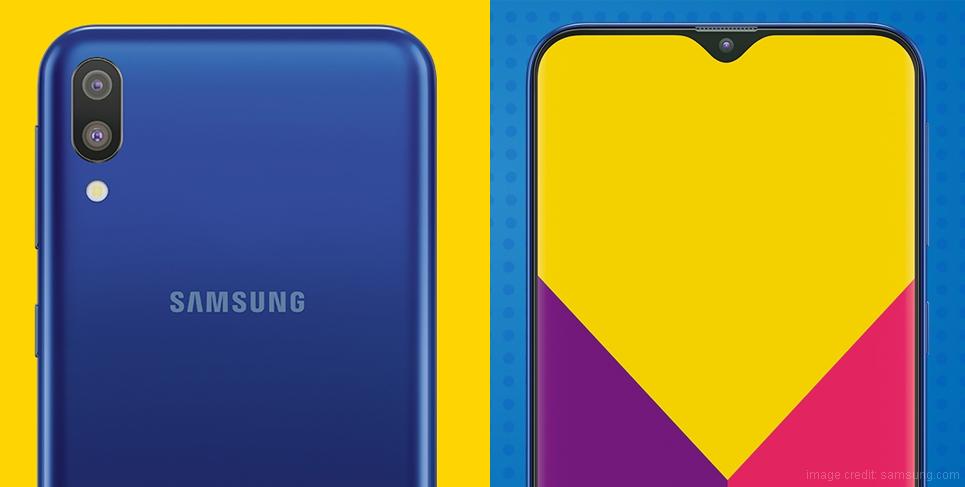 Info om Samsung Galaxy M10 läcker