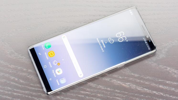Samsung Galaxy Note 8 kommer få Android 9 Pie nästa månad