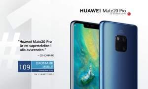 Huawei skryter om kameran i Mate 20 Pro