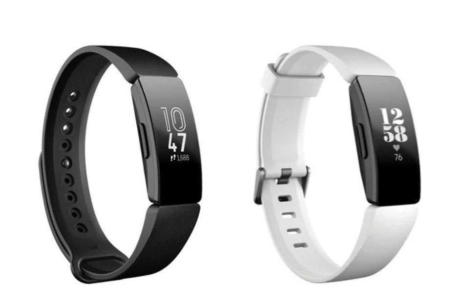 Fitbit presenterar Inspire och Inspire HD