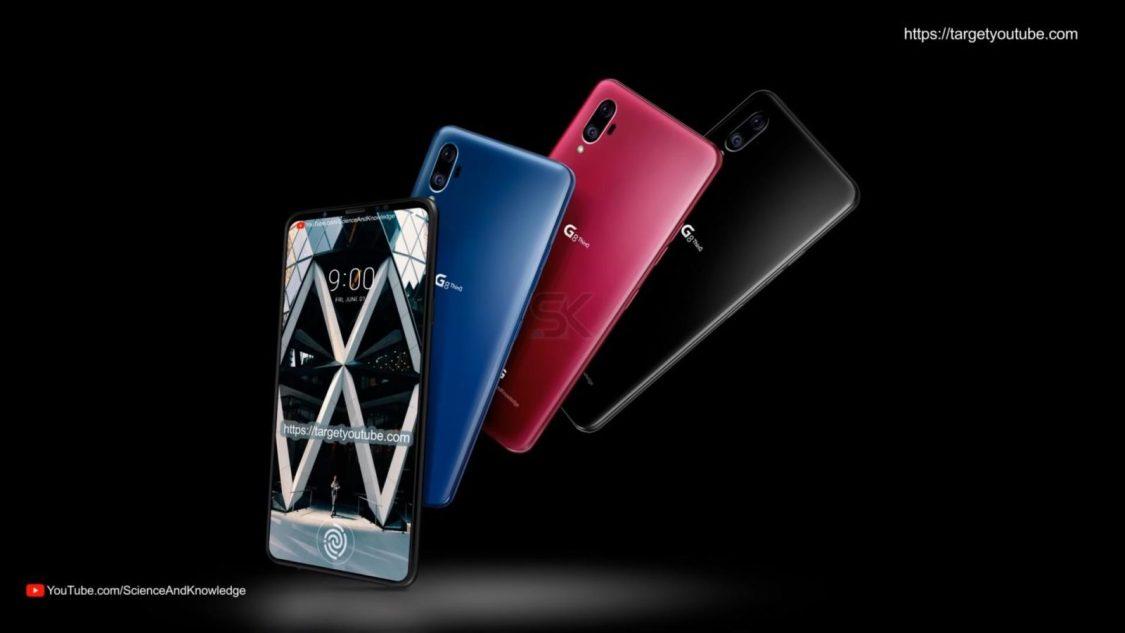 LG kommer presentera en böjbar smartphone