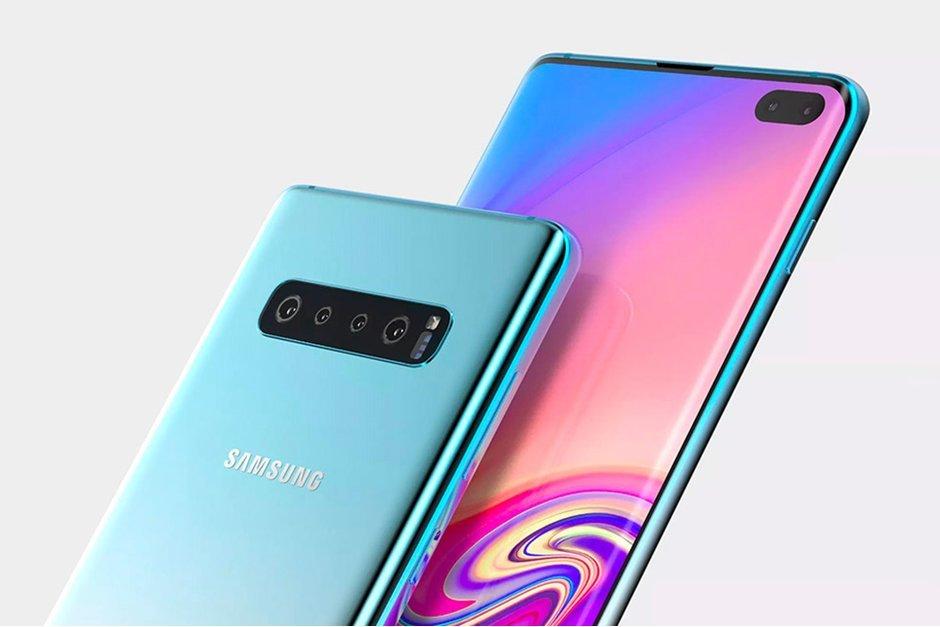 Samsung Galaxy S10 Pro kan få ett 4100 mAh-batteri