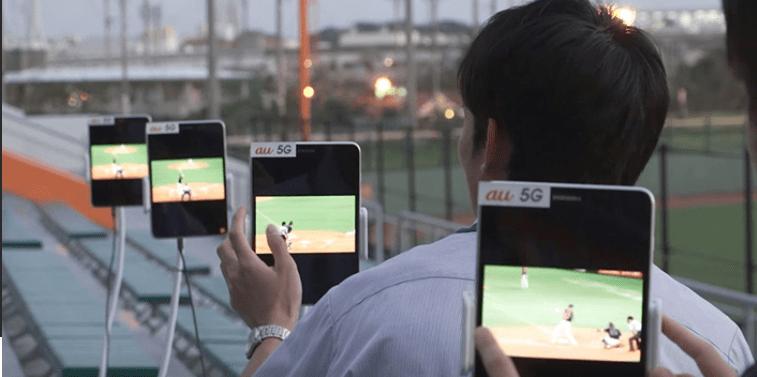 Det här blir den första 5G-mobilen från Verizon