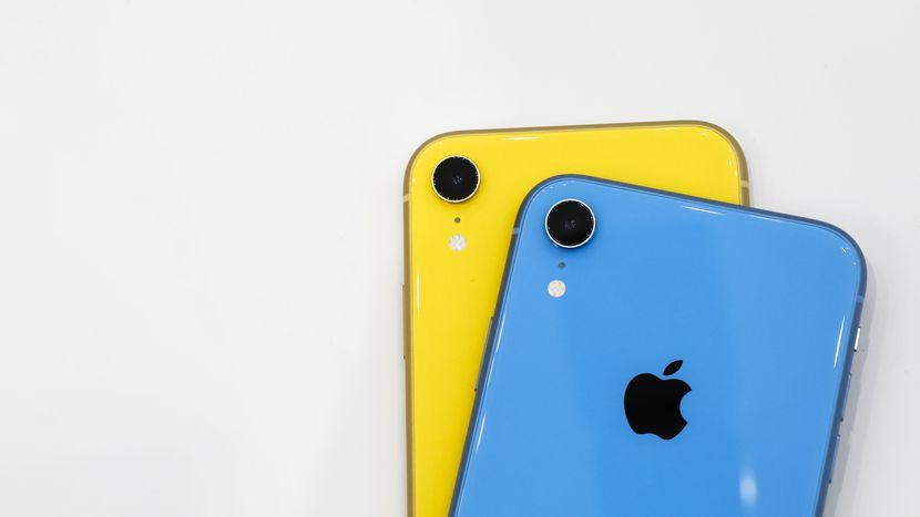 Rykte: årets iPhone XR får snabbare LTE-uppkoppling
