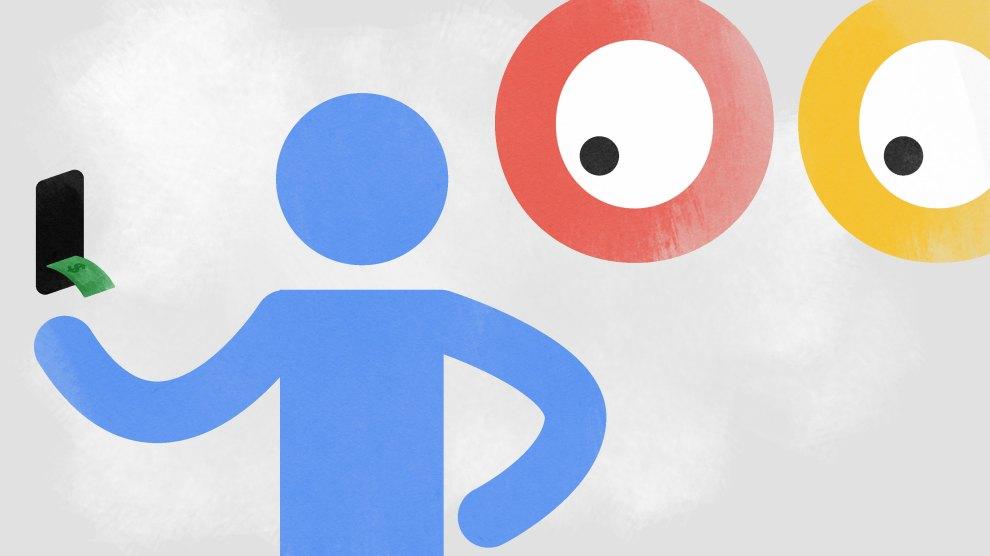 Google har spionerat på Apple