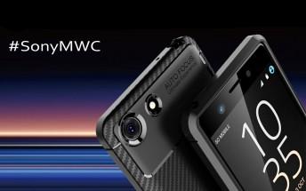 Ny bild visar hur Xperia XZ4 Compact kommer se ut
