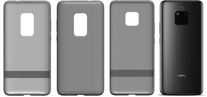 Huawei Mate 20 Pro jämförs med Mate 30 Pro på den senaste bilden