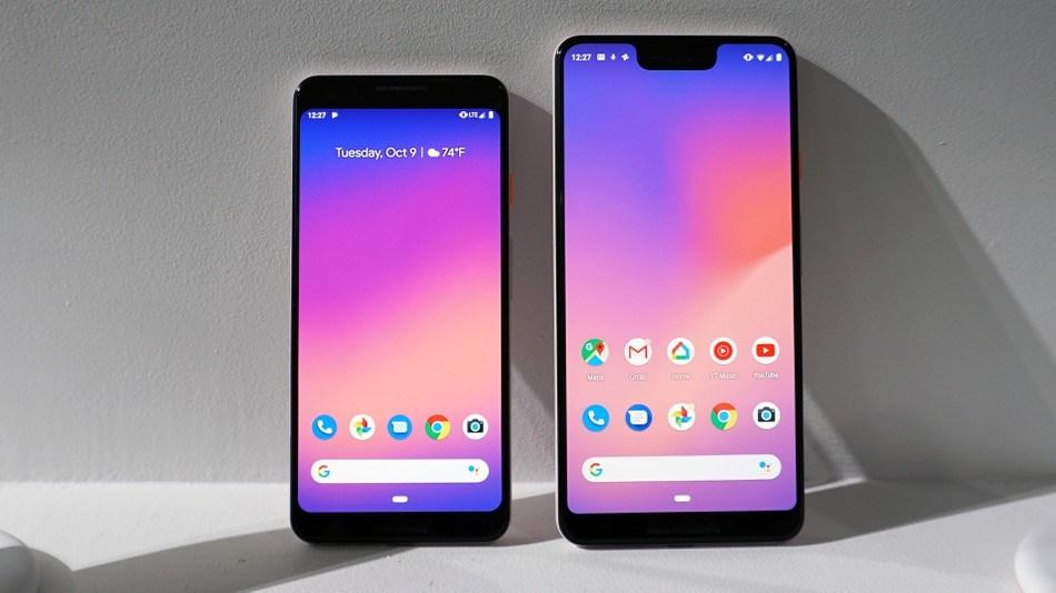 Google Pixel 3 – mobilerna får nyhet i mjukvaran