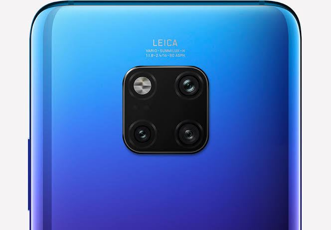 Kan Huawei Mate 20 Pro komma i en version med 10 GB RAM?