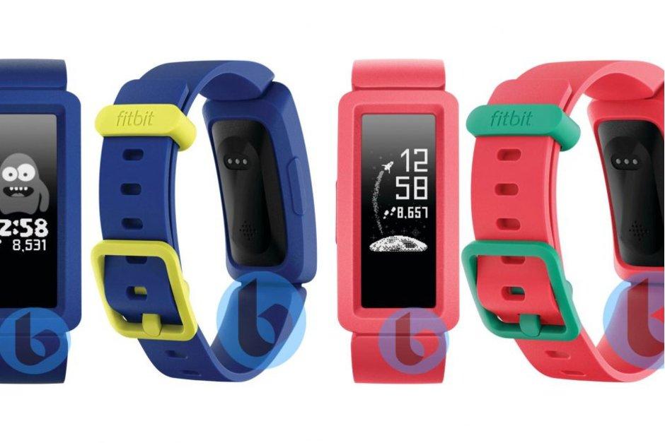 Fitbit ser ut att släppa aktivitetsarmband för barn