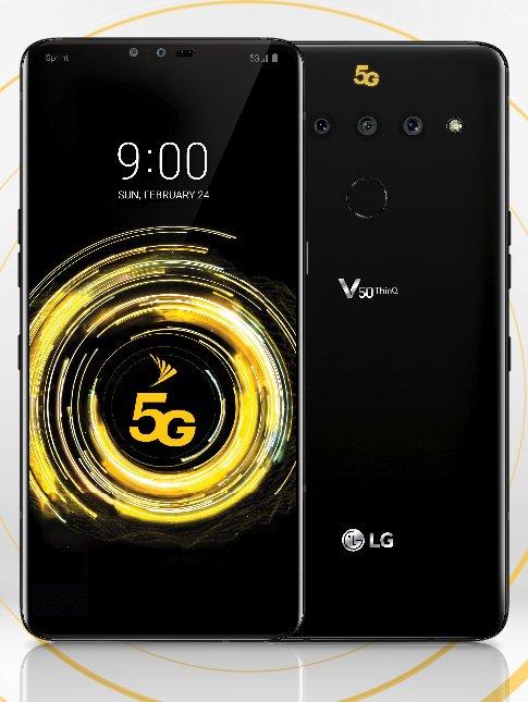 LG V50 ThinQ kommer lanseras inom de kommande månaderna